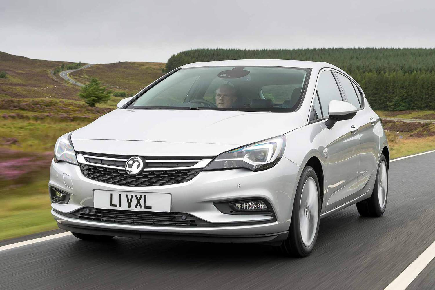 Vauxhall Astra 2015 first drive