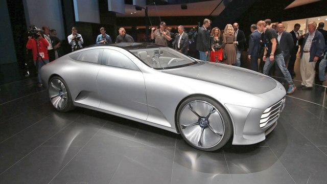 Frankfurt Motor Show concepts