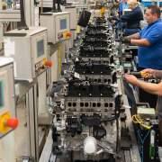 Ford Bridgend petrol engines