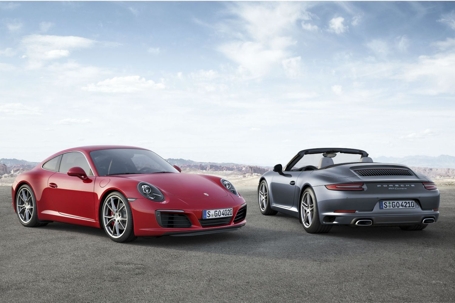 2016 Porsche 911 Carrera revealed – and it's turbocharged