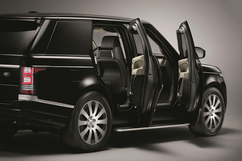 Land Rover SVO reveals €400,000 bulletproof Range Rover Sentinel
