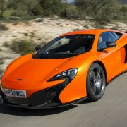 Top Gear's Chris Evans prangs his McLaren at Carfest