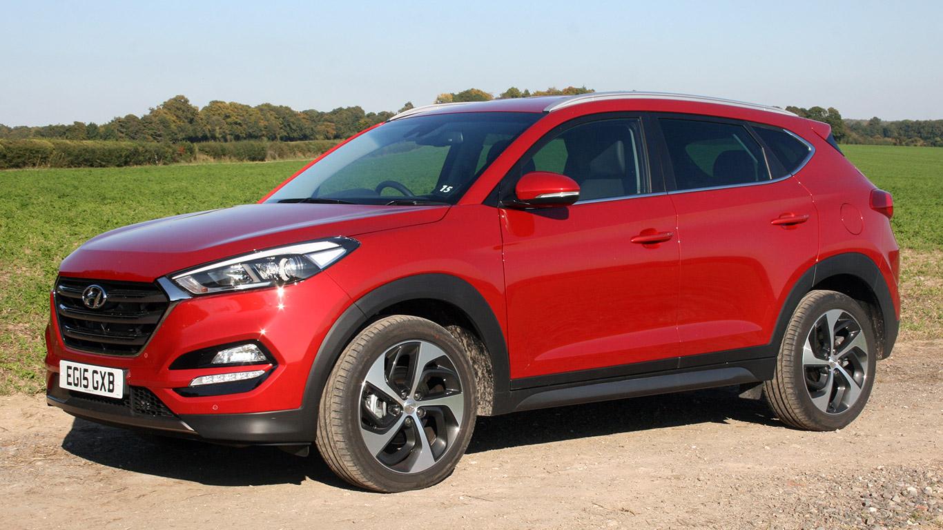 Hyundai Tucson 1.6 T-GDI: Two-Minute Road Test
