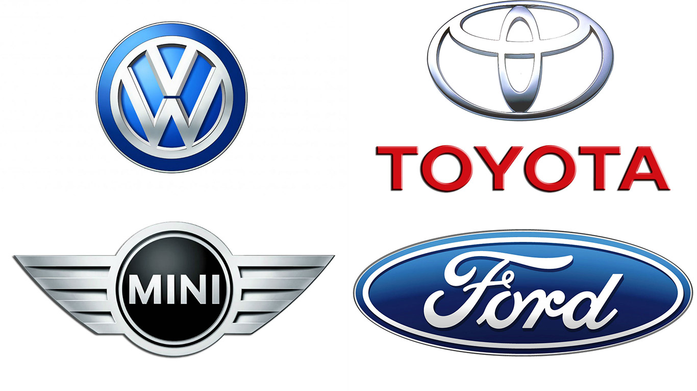 The World S Most Valuable Car Brands 2015 Motoring Research