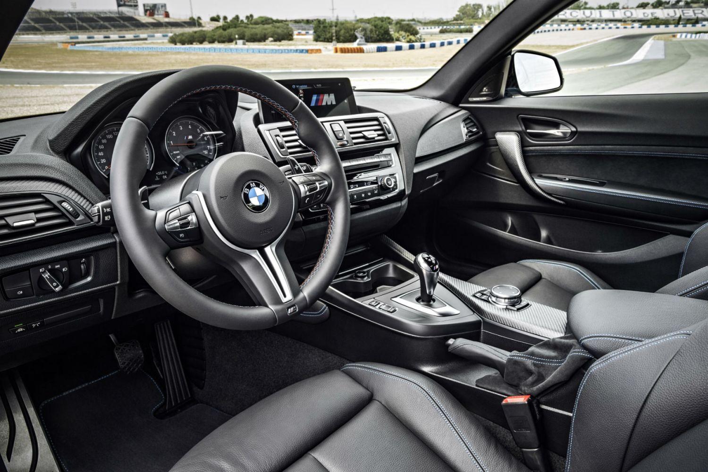 370hp BMW M2 revealed ahead of Detroit debut