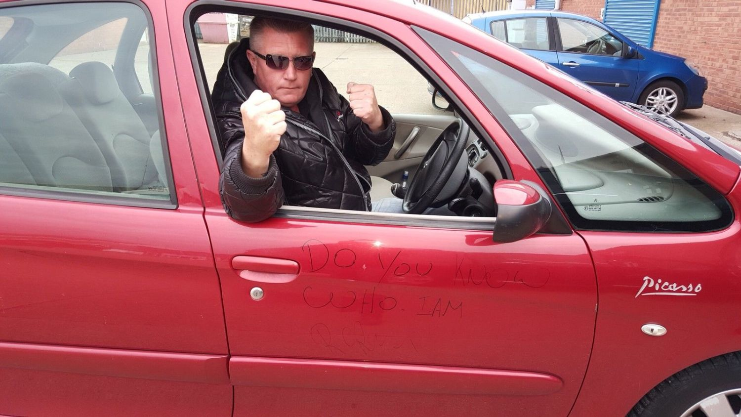 Do you know what this is? It's Ronnie Pickering's Picasso for sale on eBay