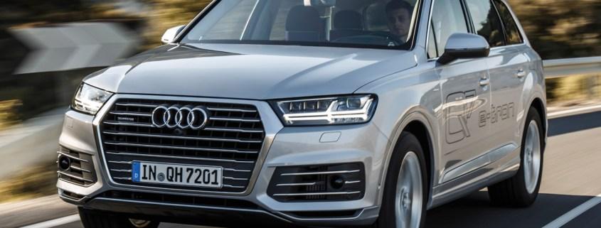 Audi Q7 e-tron: what is it?