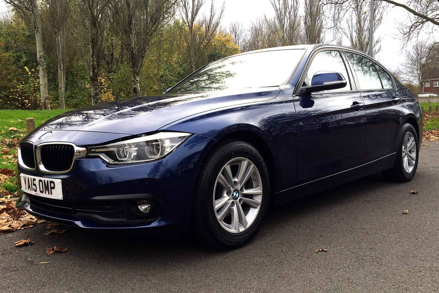BMW 320d ED Plus
