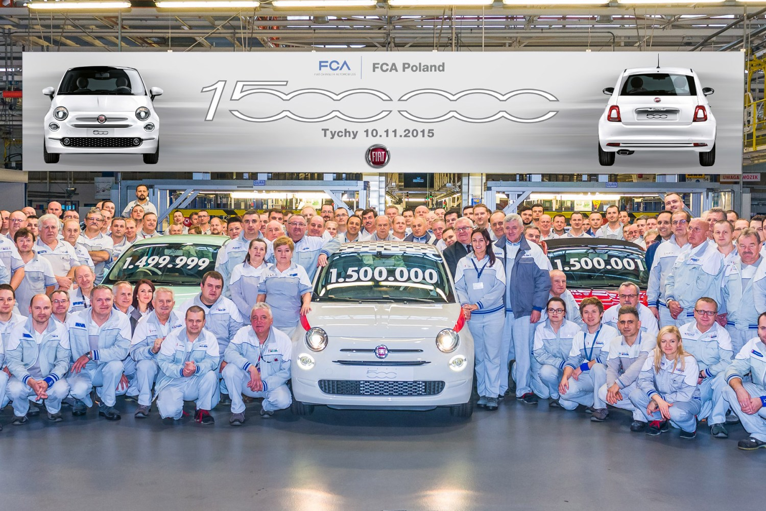 This is why Fiat 500s are EVERYWHERE: 1.5m sold since 2007