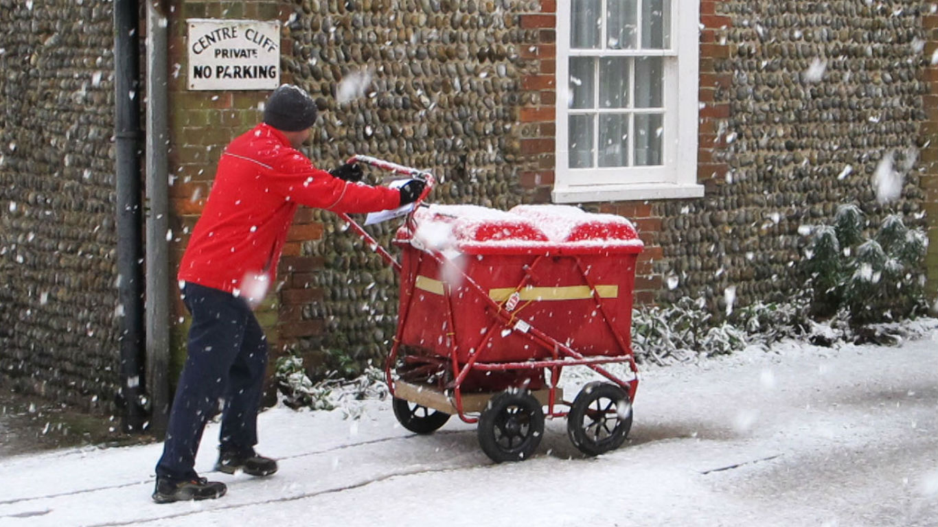 Going the extra mile: the world's hardest-to-reach post deliveries