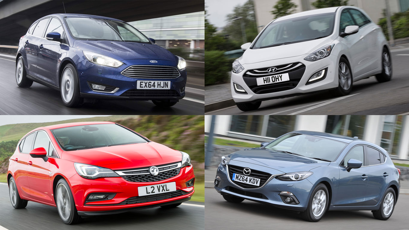 Nissan Pulsar: what are its rivals?