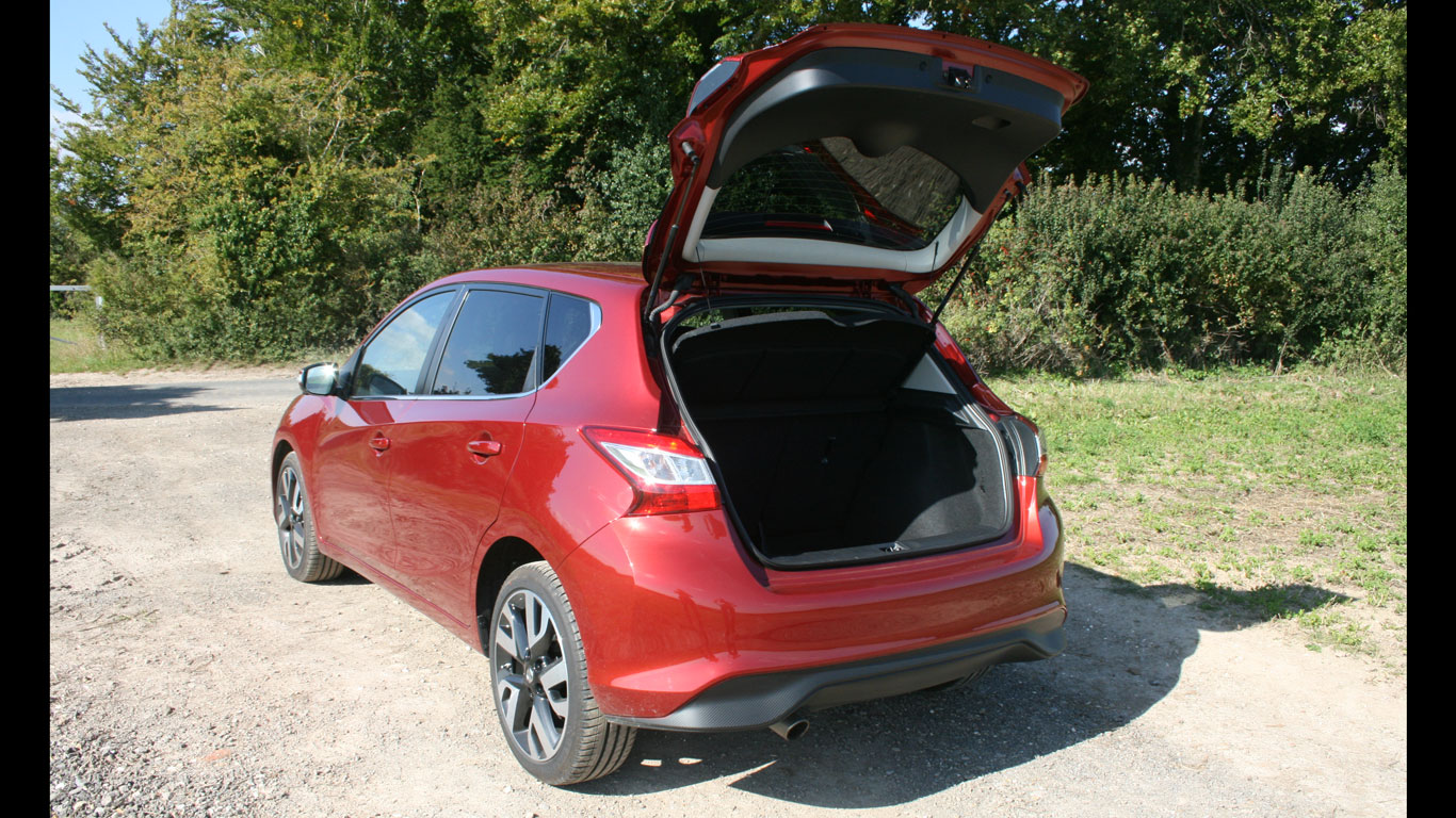 Nissan Pulsar: is it practical?