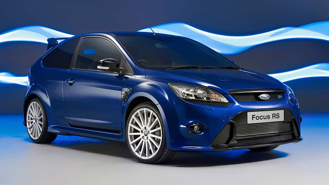 2008 Mk2 Ford Focus RS