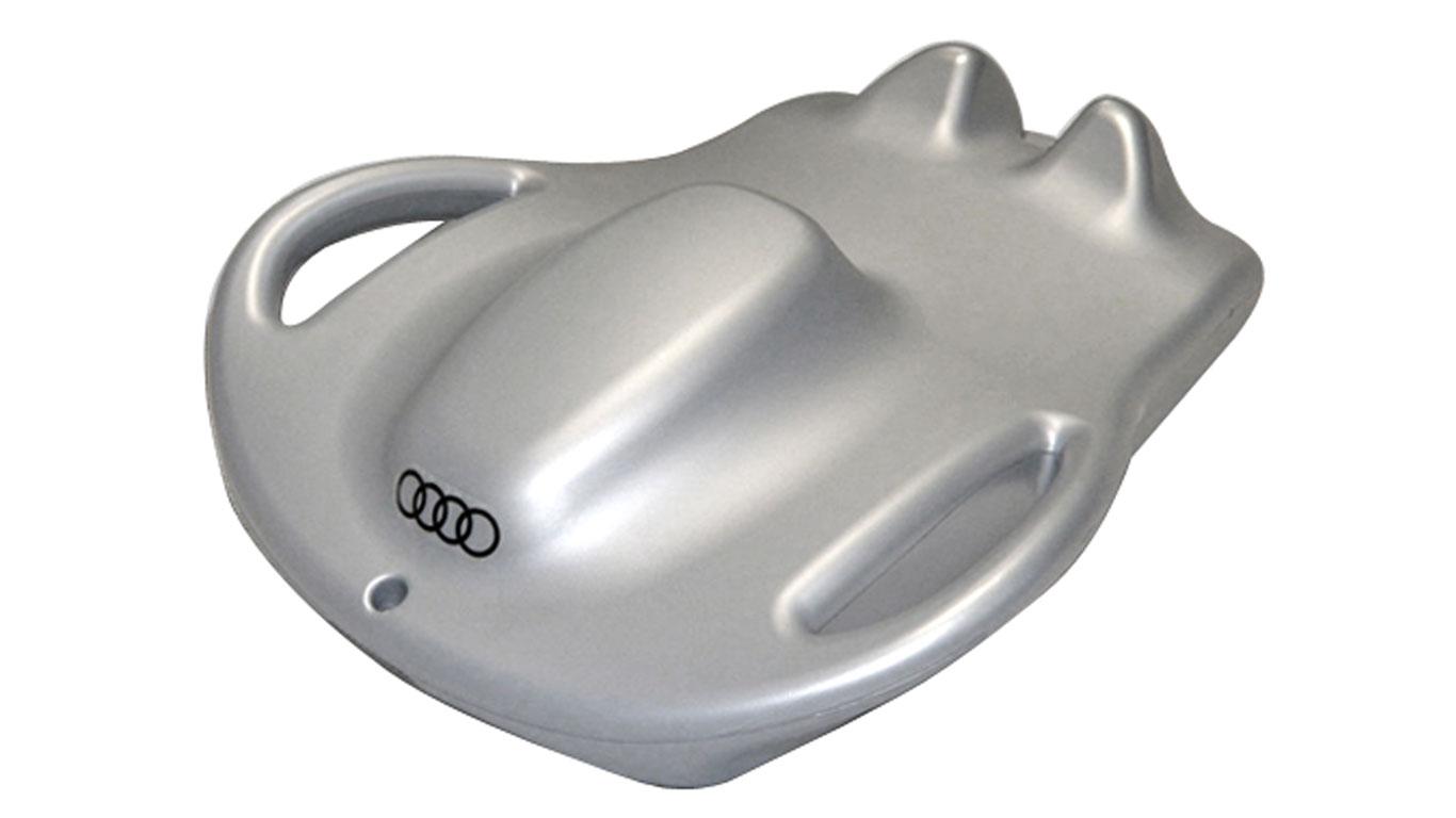 Audi sledge