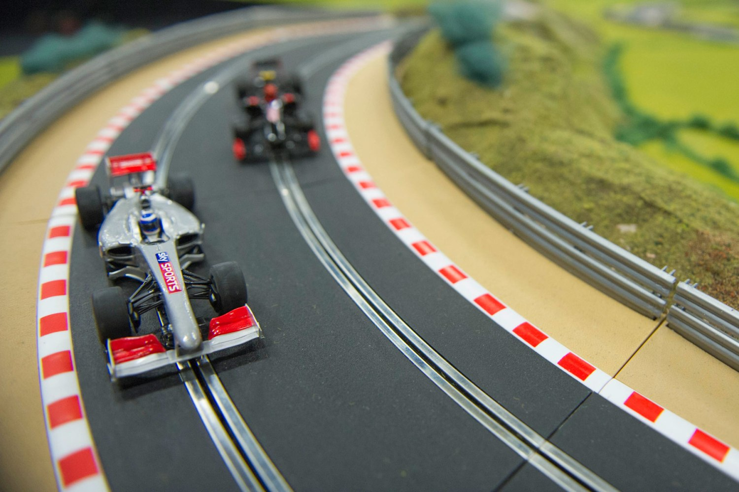 You can't beat Scalextric
