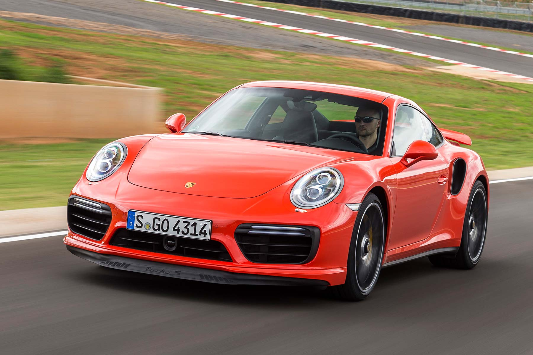 2016 Porsche 911 Turbo S Review First Drive Motoring Research