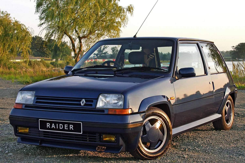 Renault 5 GT Turbo Raider