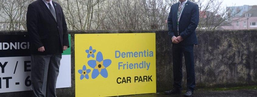 Dementia Friendly car park