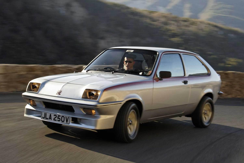 Vauxhall Chevette HS