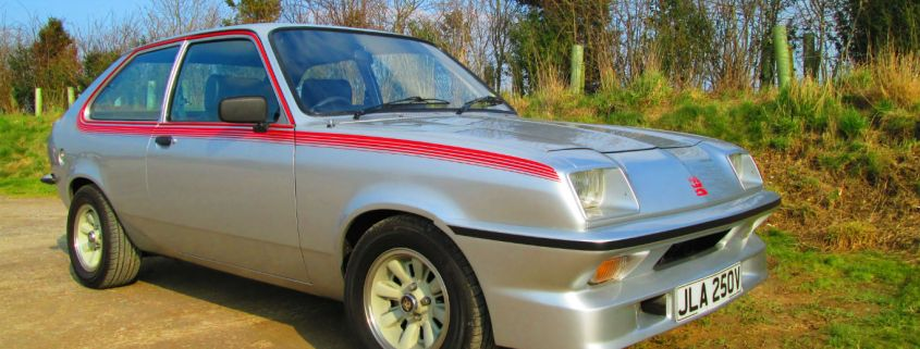 Vauxhall Chevette HS: Retro Road Test