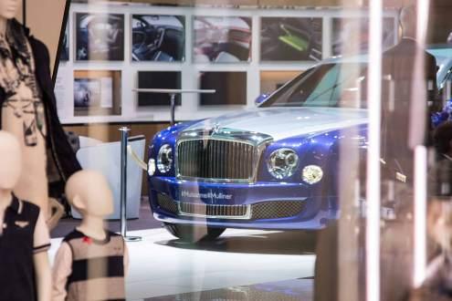 Bentley Geneva Motor Show 2016