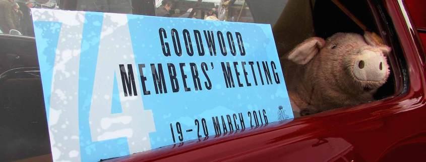 Goodwood 74th Members Meeting