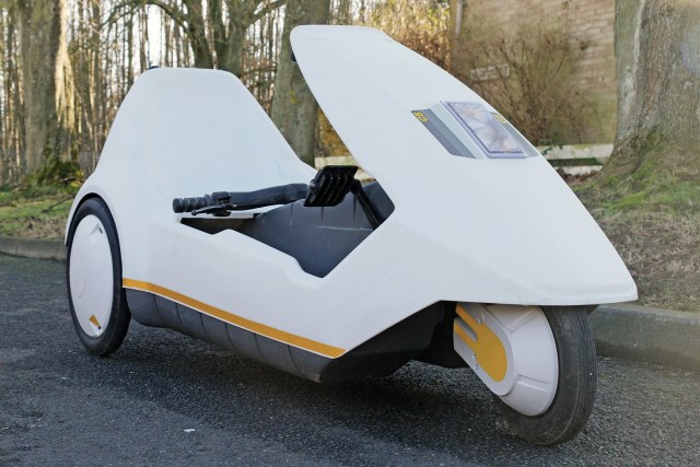 Sinclair C5
