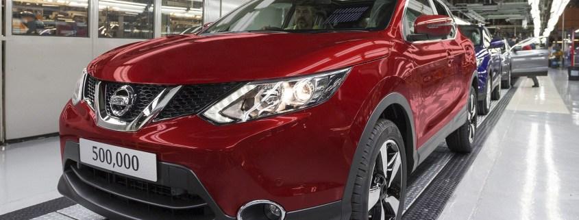 Osborne's Budget to make 2017 Nissan Qashqai driverless?