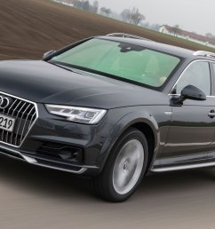 2016 audi a4 allroad review first drive [ 1366 x 768 Pixel ]