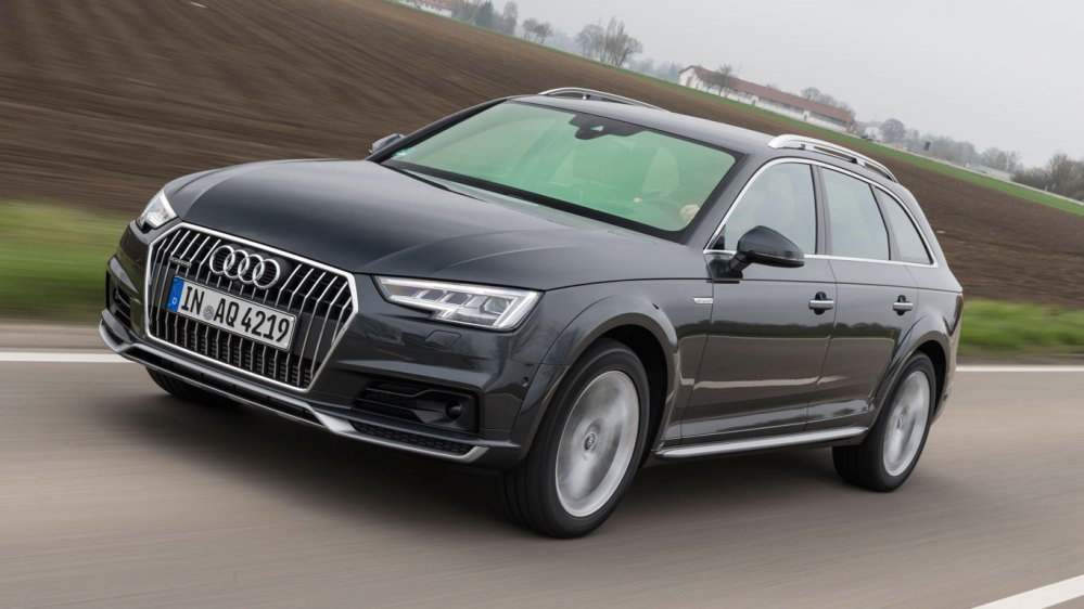 medium resolution of 2016 audi a4 allroad review first drive