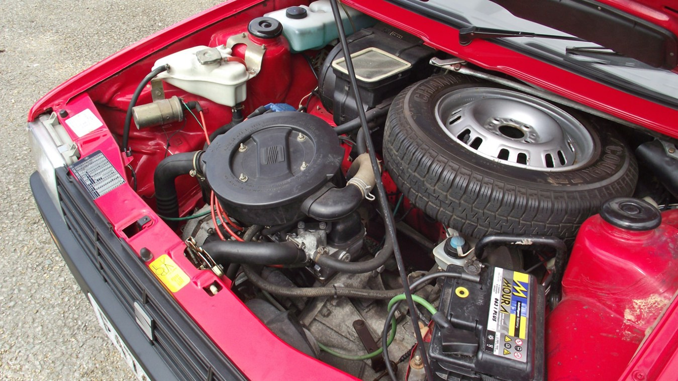 SEAT Ibiza: what engine does it use?