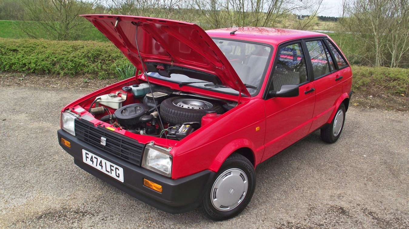 SEAT Ibiza: reliability and running costs