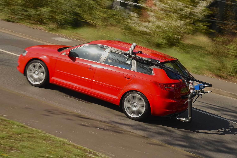 EQUA Air Quality Index Audi A3
