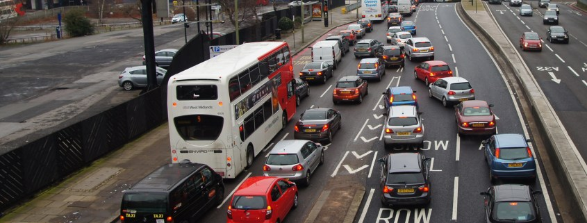 Drivers of gas guzzlers could pay to enter towns and cities across England