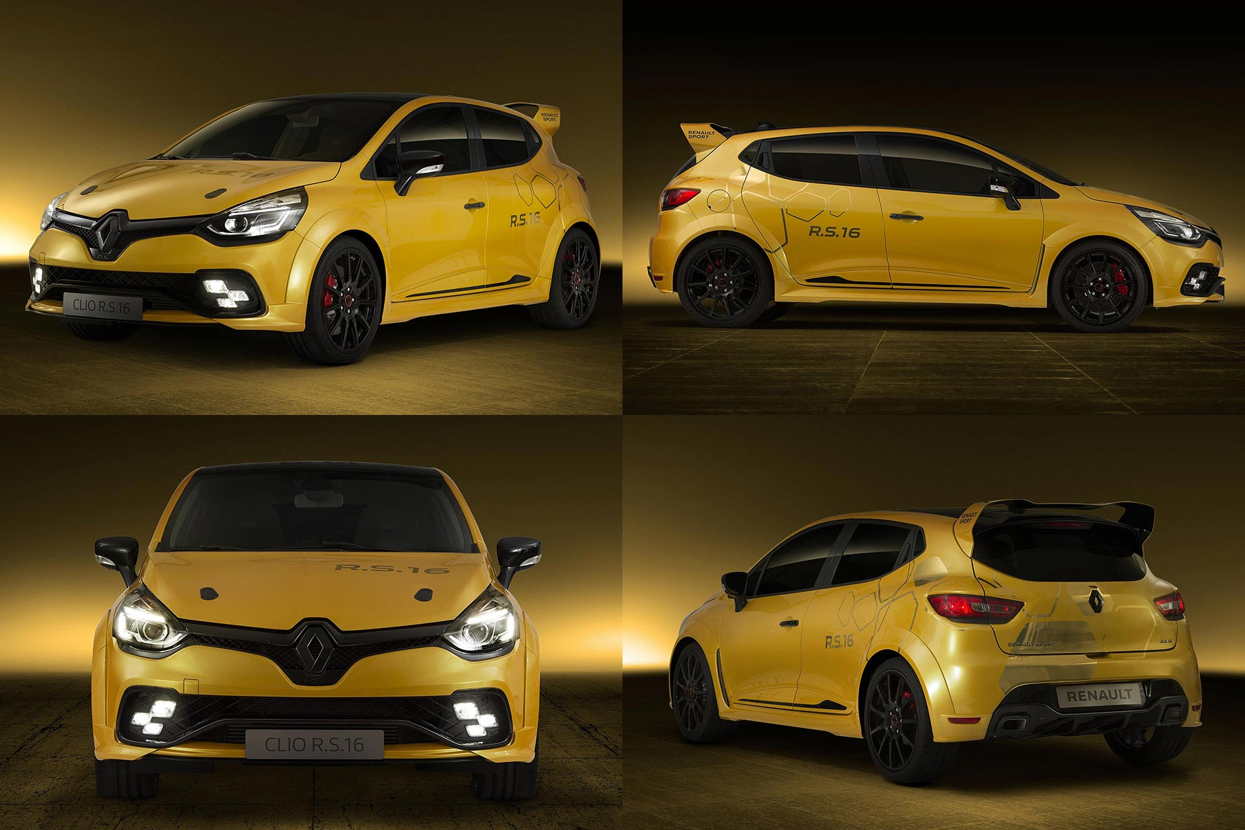 Skunkworks 275hp Renault Clio R.S.16 Wows Monaco Grand