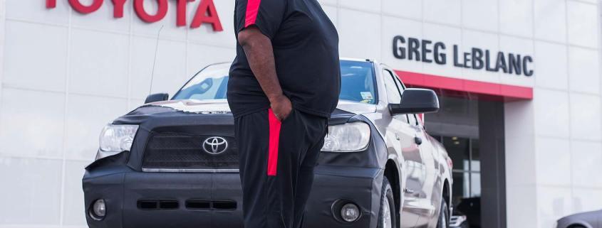 Toyota Tundra million miles