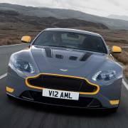 2016 Aston Martin V12 Vantage S 7-speed manual