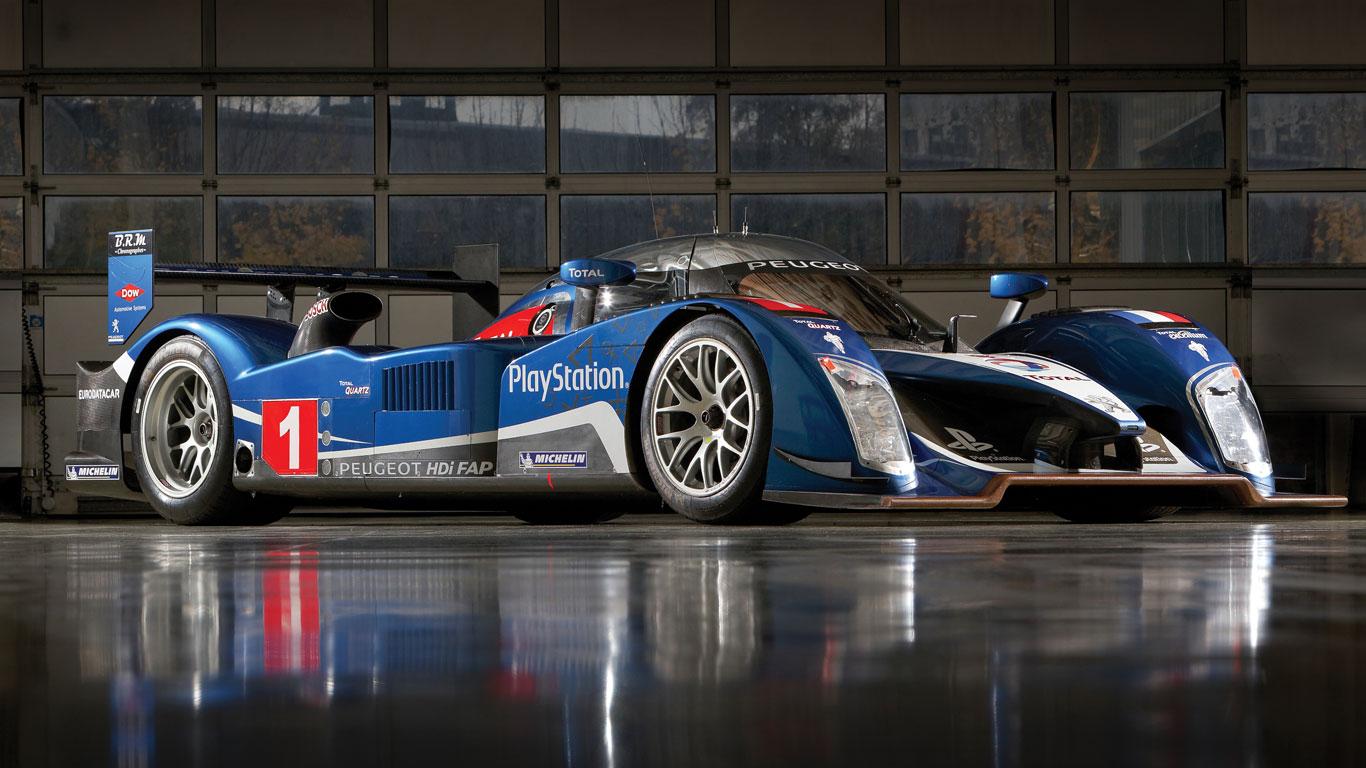 Peugeot 908 HDi FAP Le Mans prototype: €1,200,000 - €1,600,000 (£950,000 - £1,270,000)