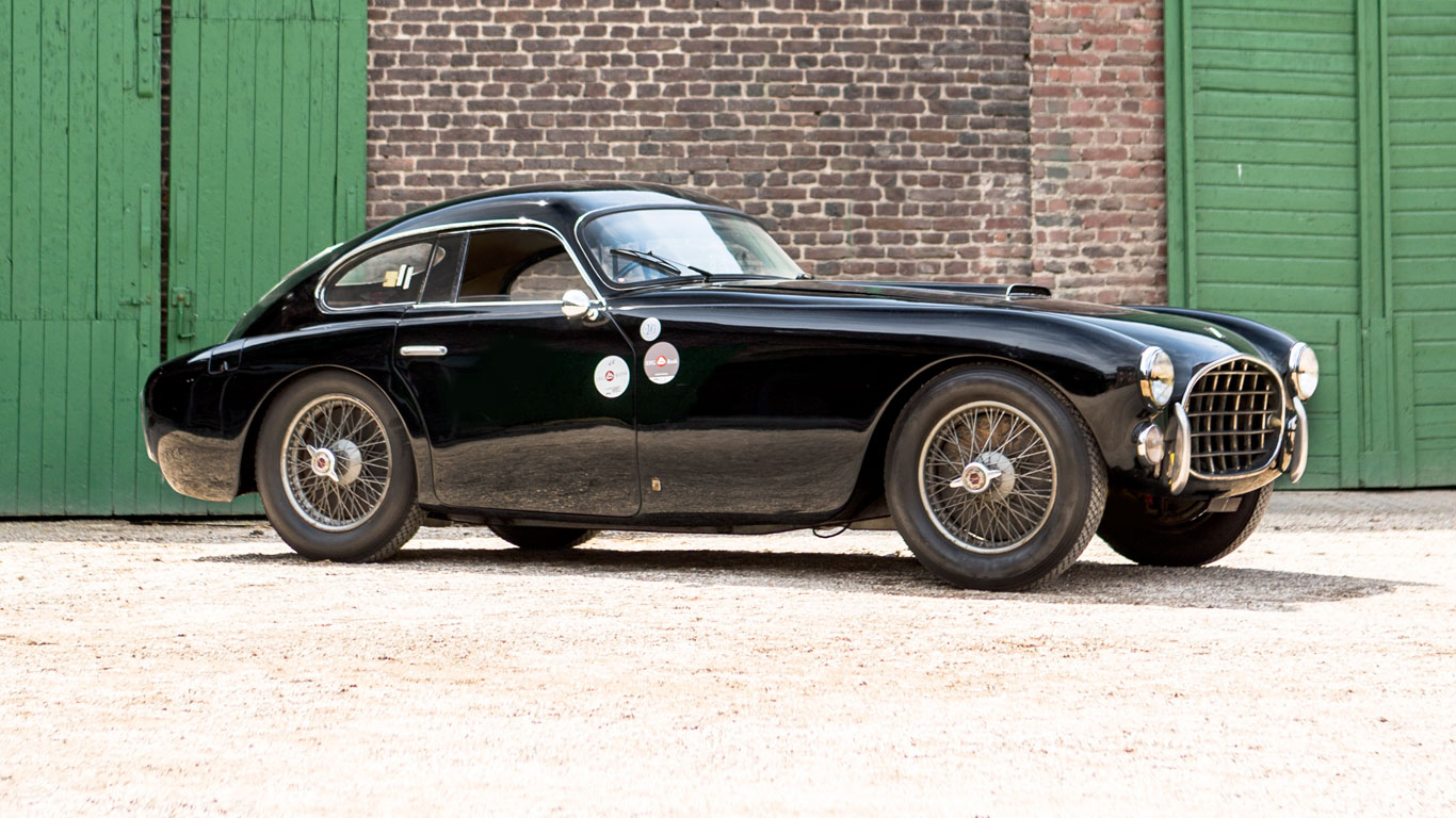 1949 Talbot-Lago T26 Grand Sport Coupe: 326% growth