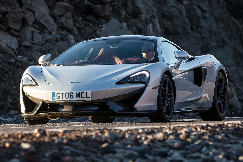 McLaren 570GT 2016
