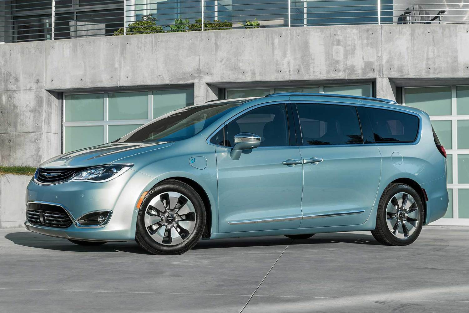 Chrysler Pacifica Hybrid