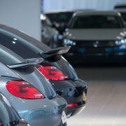 Volkswagen new car dealer