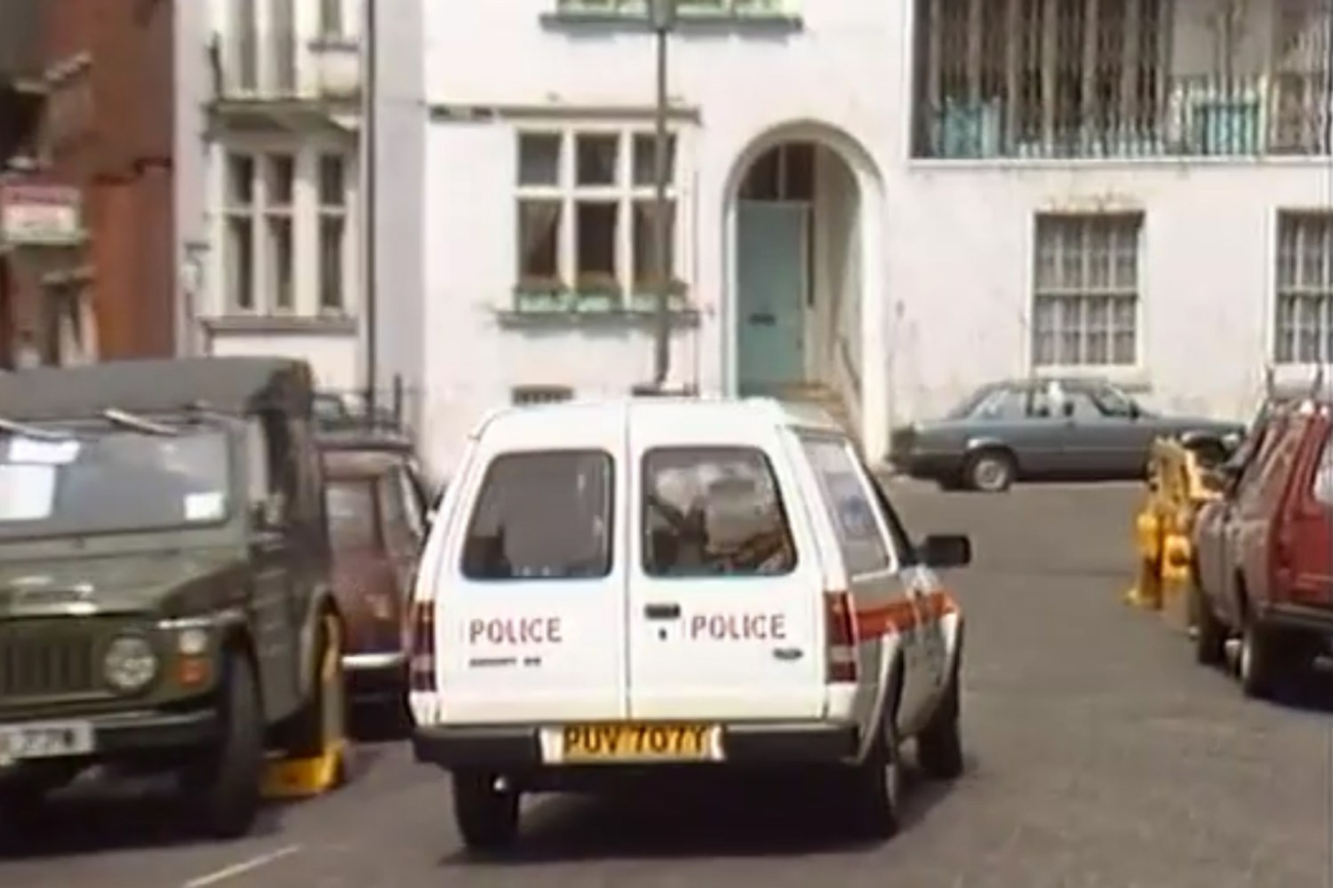 7 retro car videos from the BBC Archive
