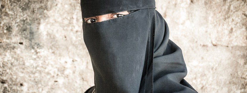 Should Britain 'ban the burka' on the roads?