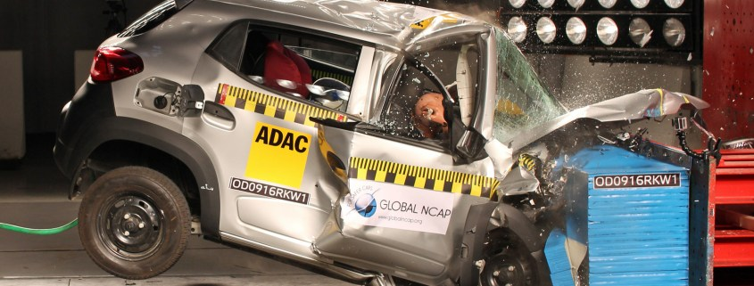 Indian cars achieve ZERO stars in latest Global NCAP crash tests