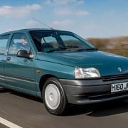 Renault Clio: Retro Road Test