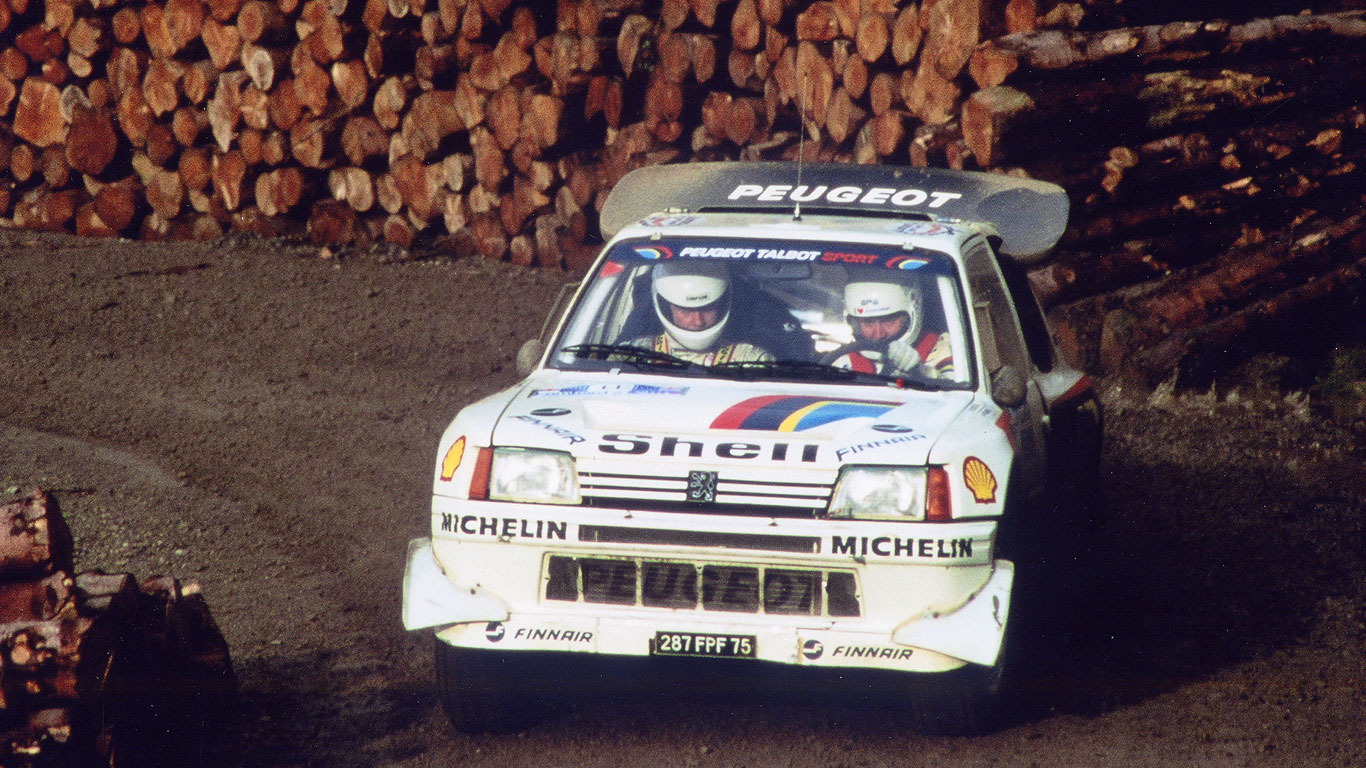 The crazy world of Group B rally cars | Motoring Research