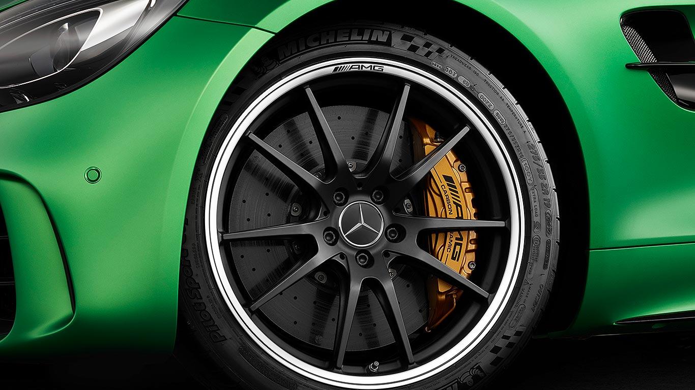 Mercedes AMG GT R (2016)
