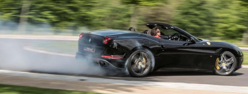 Ferrari California Full Throttle