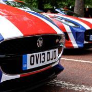 Jaguar Union Flag